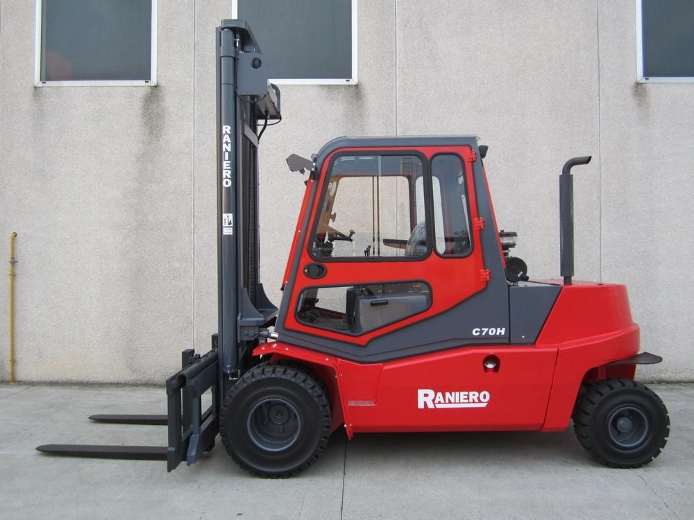 Raniero C60H/C70H